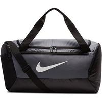 Bolsa Nike Brasília S Duff 9.0 41 Litros - Unissex-Cinza+Preto