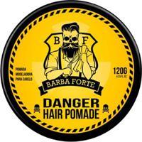 Hair Pomade Danger Barba Forte 120Gr - Masculino-Incolor