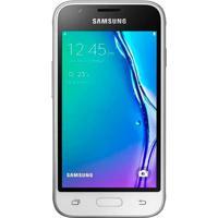 Smartphone Samsung Galaxy J1 Mini J105M Branco - Dual-Chip - 8Gb - Android 5.1 Lollipop
