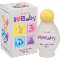 Água De Colônia Fiorucci Love Baby 100Ml - Masculino-Incolor