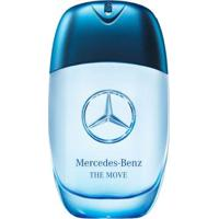 Perfume Masculino The Move Mercedes Benz Eau De Toilette 100Ml - Masculino-Incolor