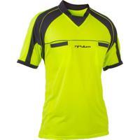 Netshoes  Camisa Árbitro Poker Pkr V Masculina - Masculino b3d7f4abca225