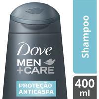 Shampoo Dove Men Care Proteção Anticaspa 400Ml