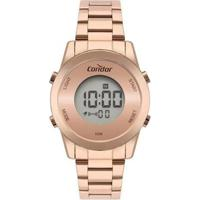 Relógio Condor Feminino Cobj3279Ah/4J - Digital - Feminino-Rosa