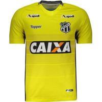 Camisa Topper Ceará Goleiro I 2018 - Masculino