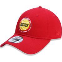 Netshoes  Boné 920 Houston Rockets Nba Aba Curva Strapback New Era -  Masculino 7880d3a83e4