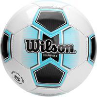 92895156b Netshoes  Bola Futebol Campo Wilson Illusive - Masculino