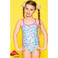 Maiô Teen Flamingo 110500227 Puket