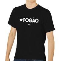 Camiseta Botafogo Fogão Masculina - Masculino