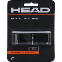 Cushion Grip Head Softac Traction - 1 Unidade - Preto