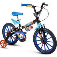 Bicicleta Aro 16 Tech Boys Nat160009