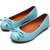 Sapatilha Tricae Menina Azul