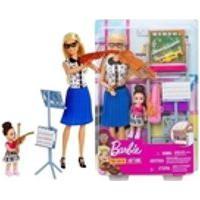 Barbie Quero Ser Professora Musica Violinista Mattel Dhb63
