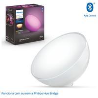 Luminária De Embutir Redonda 6W Multicolor Branca Hue Go Philips