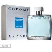 Perfume Chrome Azzaro 50Ml