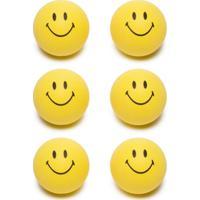Chinatown Market Conjunto De Bolas De Pingue-Pongue X Smiley - Multicoloured