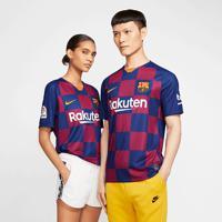 Camisa Nike Barcelona I 2019/20 Torcedor Pro Unissex