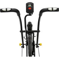 Bicicleta Ergométrica Air Bike Kikos A5 Spinning Preta