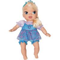 Boneca Baby - Disney Frozen - Elza - Mimo - Feminino-Incolor