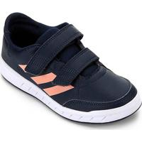 Tênis Adidas Altasport Cf K Infantil - Unissex-Azul Navy