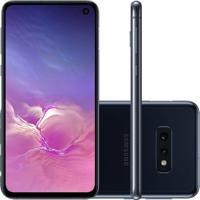 Smartphone Samsung Galaxy S10E 128Gb G970F Desbloqueado - Preto Preto