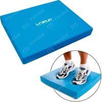 Almofada De Equilibrio Liveup Ls3583 Balance Pad Para Exercicios - Unissex