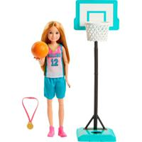 Barbie Explorar E Descobrir Stacie Basquete - Mattel - Tricae