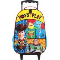 Mochila De Rodinhas Escolar Toy Story
