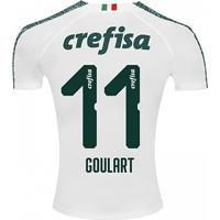 6dc83c9f01236 Netshoes  Camisa Palmeiras Ii 19 20 Goulart Nº 11 - Torcedor Puma Masculina  - Masculino