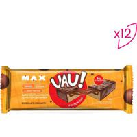 Barra Proteica Uau! Protein Bar- Chocolate Crocante-Probiotica