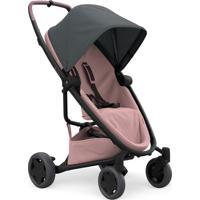 Carrinho De Bebê Zapp Flex Plus Quinny Graphite On Blush #2 Rosa