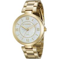 a744243a382 ... Relógio Feminino Mondaine 76615Lpmvde1 Pulseira Aço - Feminino-Dourado