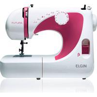 Máquina De Costura Jx2040 Futura 220V- Elgin - Branco