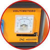 Gerador A Gasolina 2 Tempos 2,5Hp Vg950 E 1 Vulcan Ferramentas 950W Laranja