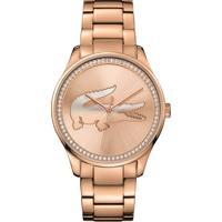 Relógio Lacoste Feminino Aço Rosé - 2000973