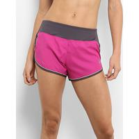Short Asics Regional Run Printed 3 Polegadas Feminino - Feminino-Pink