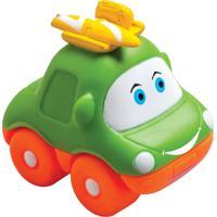 Carrinho Mordedor - Funny Car - Algazarra Verde