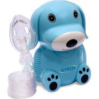 Inalador E Nebulizador - Nebdog - G-Tech - Masculino-Azul