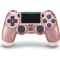 Controle Para Ps4 - Dualshock - Rosa Dourado - Sony