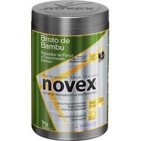Creme De Tratamento Novex Broto De Bambu 400Gr