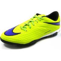 Chuteira Nike Hypervenom Phelon Society Amr/Rxo/Lim - Nike
