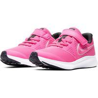 Tênis Infantil Nike Star Runner 2 Psv Masculino - Unissex-Rosa+Branco