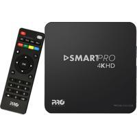 Receptor Smart Tv Box Proeletronic Prosb-2000/2Gb Android 7.1 Preto