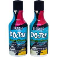 Kit Inoar Doctor Duo Shampoo 250Ml + Condicionador 250Ml - Feminino-Incolor