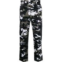 Not Guilty Homme Calça Com Estampa Camuflada - Preto