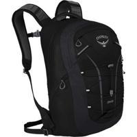 Mochila Daypack 18 Litros Osprey Axis Para Notebook - Unissex-Preto
