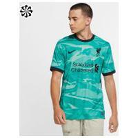 Camisa Nike Liverpool Ii 2020/21 Torcedor Pro Masculina
