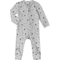 Macacão Infantil Masculino Cinza