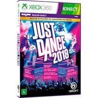 Jogo Just Dance 2018 Para Xbox 360 (X360) - Ubisoft