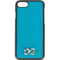 Dolce & Gabbana Logo Iphone 7 Case - Azul